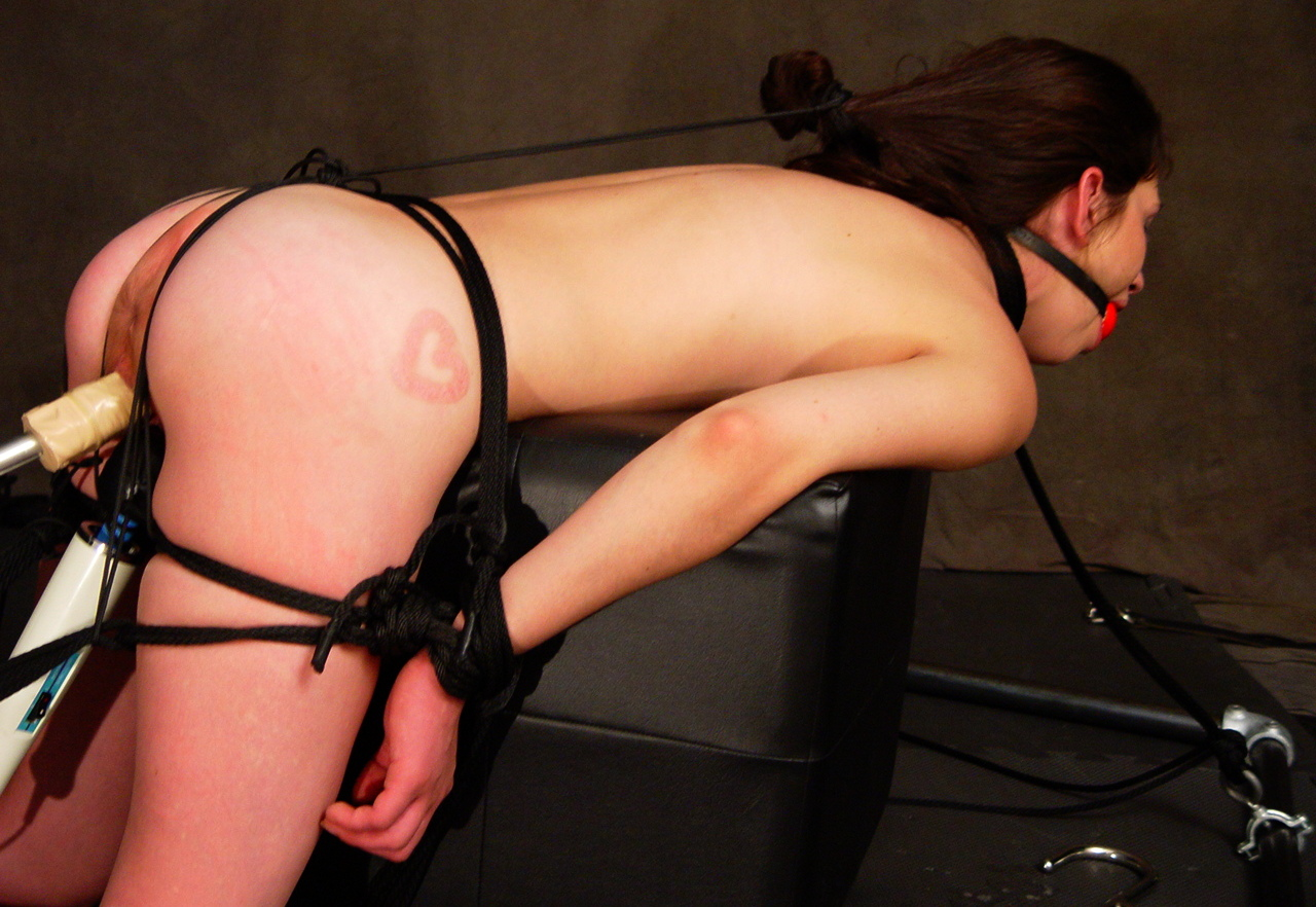 bound. whipped. fucked. | the bondage channel