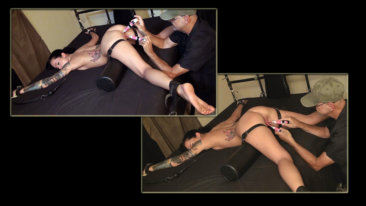 image Submissive rope tied marley blaze needs disgraceful fuck